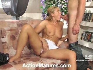 Bridget And Clifford Dissolute Mature Video