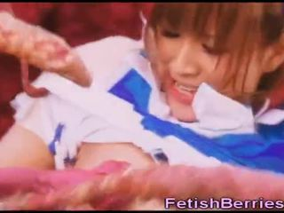 Alieno tentacles cazzo giapponese adolescenza!