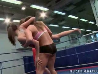 Cathy Heaven vs Nelly Sullivan