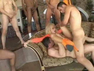 hardcore sex, dubbele penetratie film, anale sex kanaal