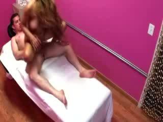 meer realiteit neuken, masseuse, een masseur video-