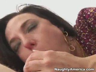 Hot Whore Karen Kougar Whacking Her Mouth With A Fresh Juvenile Beaver