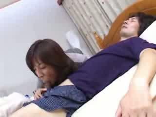 japonisht, krevat, mom, husbands