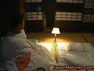 Chisato shouda krásne vyzreté japonské