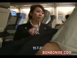 Stewardessa pieprzyć z passenger