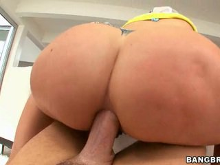 Huge Assed Babe Anita Blue Loves...