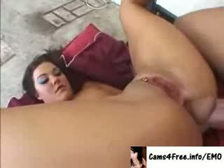 kijken brunette, gratis buit thumbnail, plezier assfucking video-