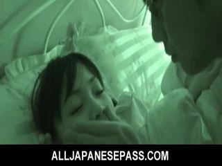 Сплячий ангел hikaru momose has сюрприз трахання