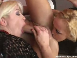 Adrianna Nicole And Annette Schwarz Blows And Acquires Team Fucked On Their Slit