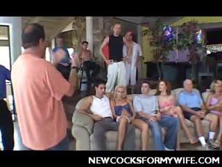 Housewives 彙編 由 新 cocks 為 mine 妻子