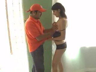 een brunette video-, zien orale seks kanaal, een vaginale sex mov