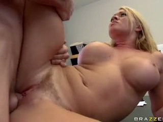 Immodest Krissy Lynn Gets Perfectly Banged Hard On Her Twat She Can't Stop Moaning