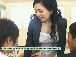 Sora Aoi Innocent Sexy Japanese Student Is Getting Fucked