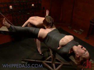 gratis caning film, over de knie spanking film, plezier spanking mov