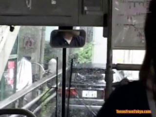 Пробити на на публичен автобус