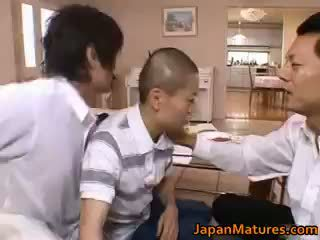 brunette scene, quality japanese sex, hot group sex
