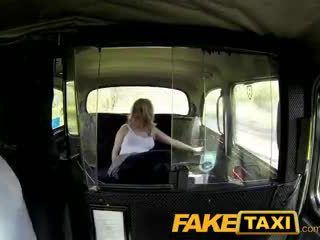FakeTaxi Canadian tourist gets royally fucked