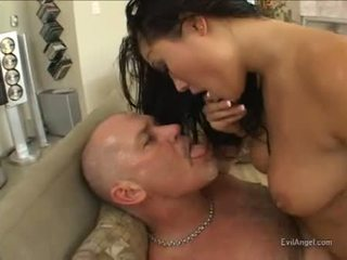 Pretty Hot Babe London Keys Receives Her Taut Hole Fucked Until It Explodes