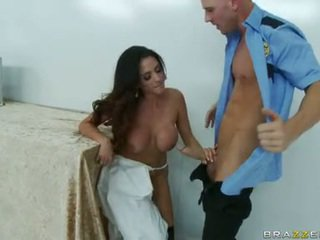 Porno Star AriElla FerrEra Is Having Thumped By A Astounding Ramjock From That Guyr Back