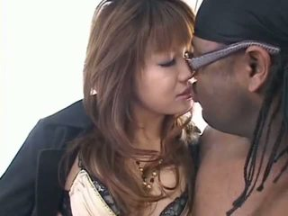 japanese, interracial, black