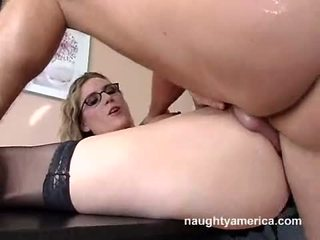 HarMony Rose Getting Fucked On Her Twat By A Hard Meat Cock