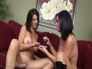 brunette, anal, masturbation