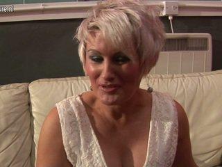 volwassen vid, ideaal euro porn scène, hq aged lady