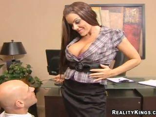Môj krásne veľký sýkorka šéf victoria valentino súložiť