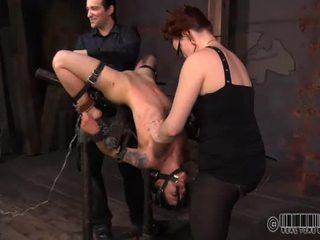 בייב הוא suffering כאב pleasures