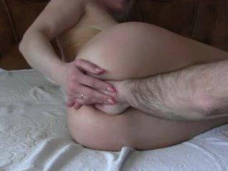 mehr spielen, schön anal, dildo