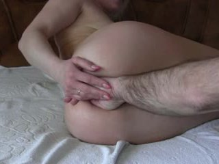 Homemade Anal Fisting Video