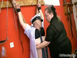 Tuk excentrický paní loves abusing part6