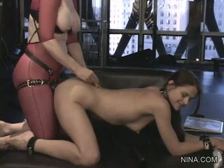Whore Nina Hartley ruts this bitch up her wet minge