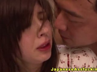 Ιαπωνικό μητέρα που θα ήθελα να γαμήσω πρωκτικό καβάλημα επί καβλί