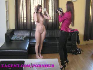 FemaleAgent HD Strap on Seduction