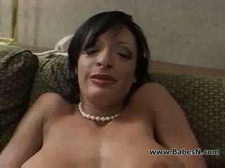 Big boobs and tight milf anal fuck