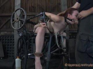 Hardcore clamping no karstās jugs