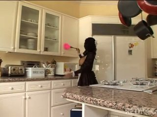 Fuck the hot maid