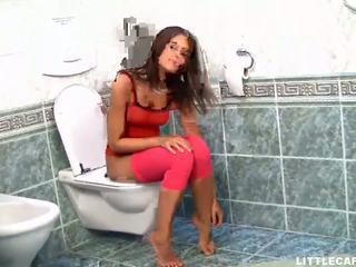 online boren teen pussy film, ideaal onschuldige amateur teen vid, gratis kleine tieten scène