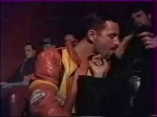 Amateur Anal Group Sex in Public Cinema, Porn d7