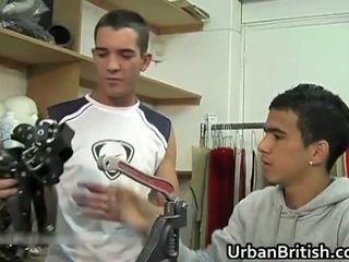 mooi kerel gepost, gaysex video-, brits