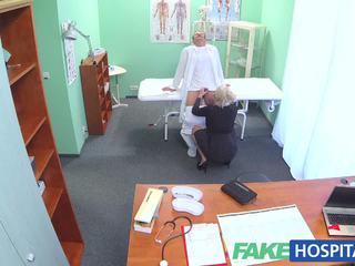 FakeHospital Doctor fucks busty porn star