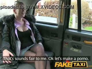 Young Czech - Fake taxi