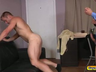 The recruiter imemine munn ja anaal fuck