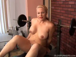 real thick watch, chubby, free cougar you