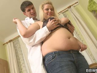 He Cures Damn Hot Fat Babe, Free BBW Bet Porn f4