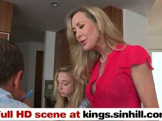 Besar tit si rambut perang ibu teaches beliau remaja anak perempuan kepada bang - kings.sinhill.com