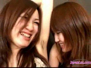 cute rated, fresh japanese, lesbians