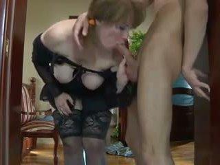 Mom and Hungry Boy: Hungry Mom Porn Video 5e