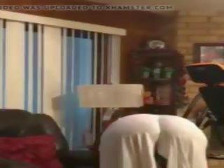 grote borsten scène, big butts, zien mama actie